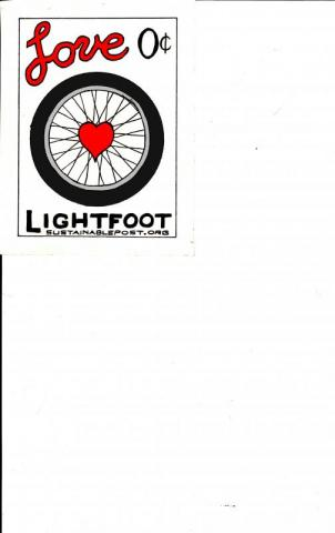 Lightfoot Love